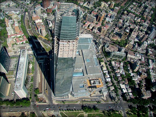 COSTANERA CENTER by Pablo C.M || BANCOIMAGENES.CL