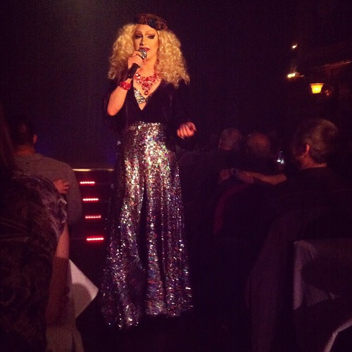 Jinkx in sequins