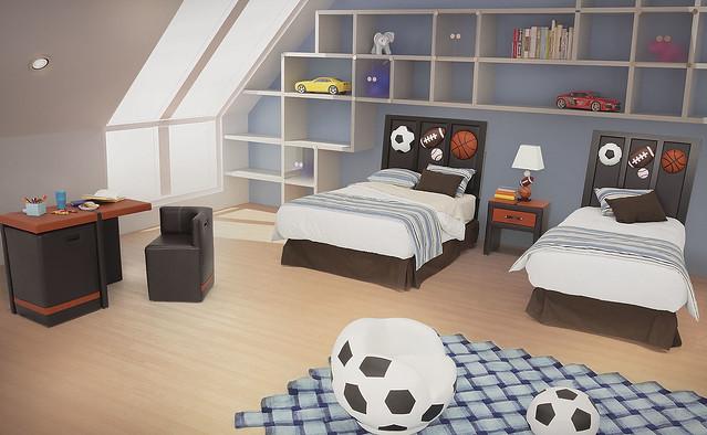 Rec mara 3d kids placencia muebles flickr photo sharing Mueblerias en queretaro