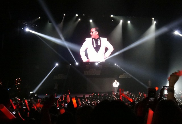 Psy does Gangnam Style at KIIS FM Jingle Ball 2012