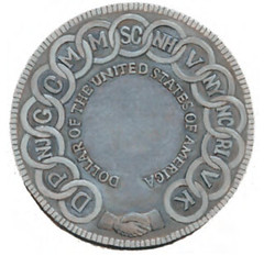 Proposed silver dollar