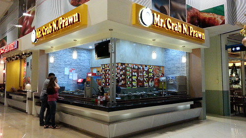 Mr. Crab N. Prawn opens at Abreeza Mall Davao Food Choices