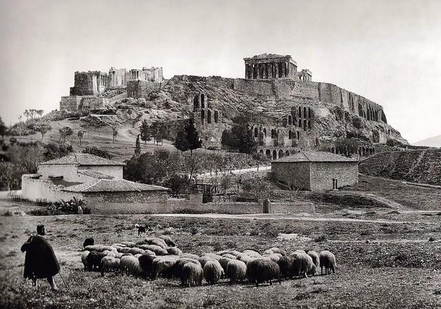 Atenas, 1835. Fred Boissonnas