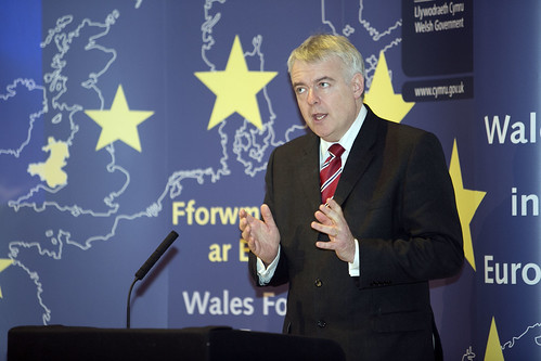 EY2012 Carwyn Jones AM, First Minister of Wales