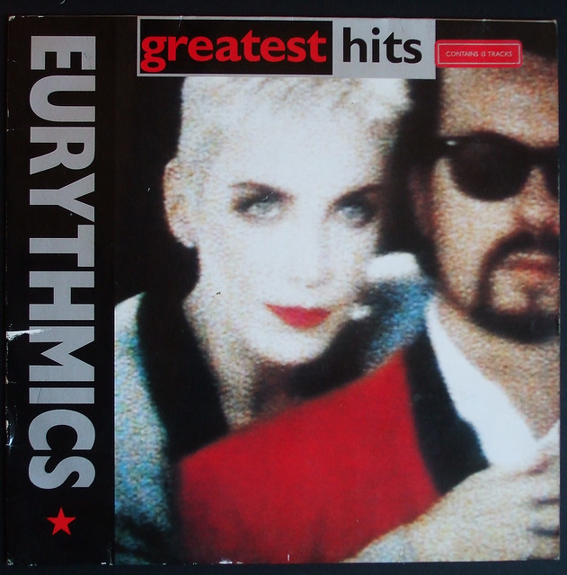 Eurythmics Greatest Hits A Photo On Flickriver