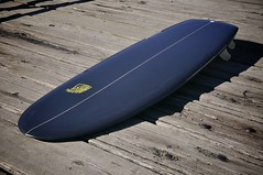 5'8 Arc Tail Quad