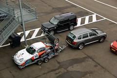 Circuit de Spa Francorchamps - PORSCHE 911 GT3 & PORSCHE Cayenne S