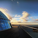On Top of the Perlan in Reykjavik, Iceland by ` Toshio '