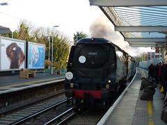 Bristol Steam Trip