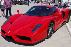 race car, automobile, vehicle, automotive design, enzo ferrari, land vehicle, supercar, sports car,