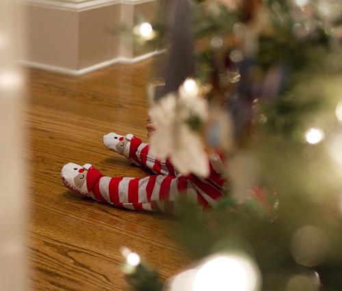 Ty santa feet