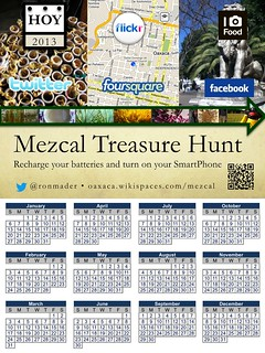 Mezcal Treasure Hunt (2013 Calendar)