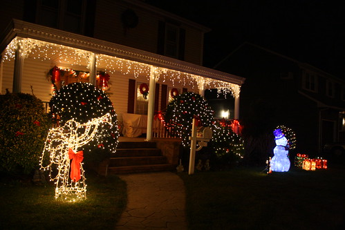 Christmas Lights 2012