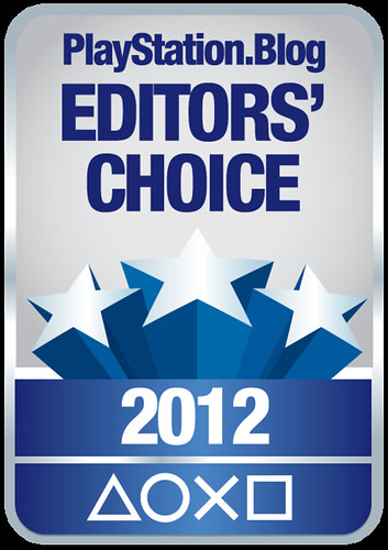 PS.Blog Game of the Year 2012 - Editor's Choice