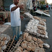 Egyptian Flatbread at the Hurghada Market - Egypt