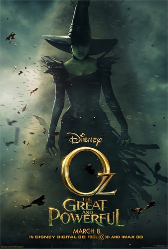 Oz the Great and Powerful - Poster