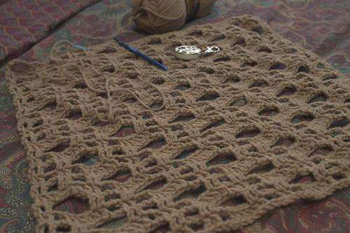A little crochet
