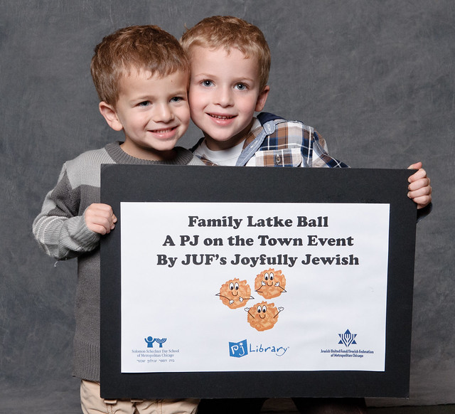JUF Family Latke Ball 2012
