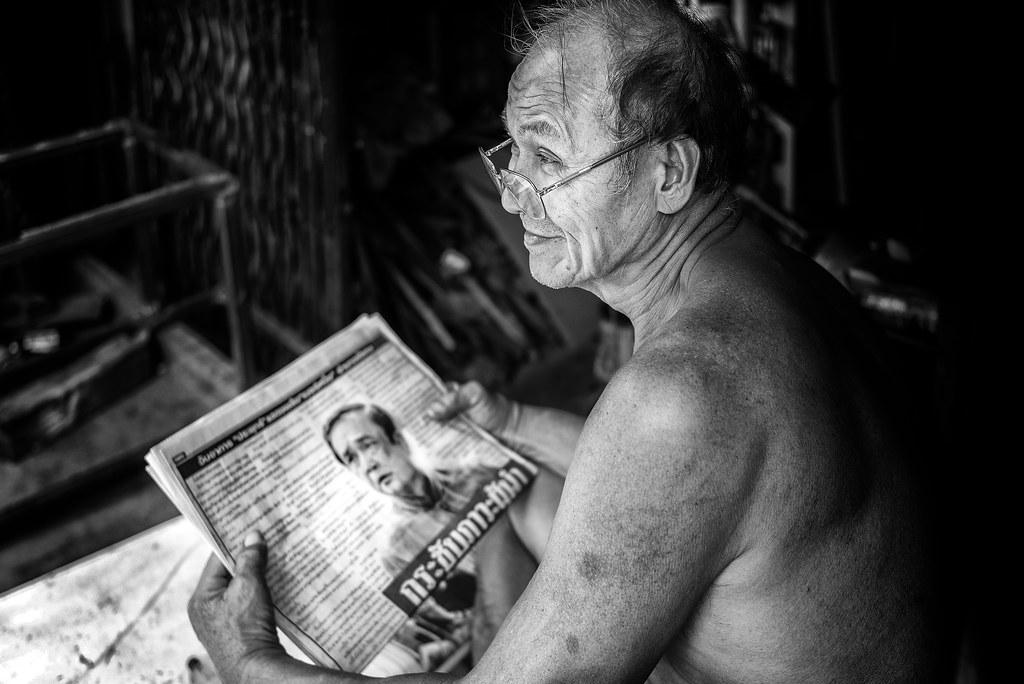 Wong Wian Yai reader