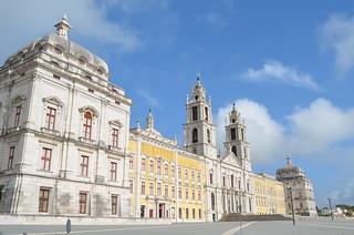Image de Palácio Nacional de Mafra. portugal mafra palácioconventonacionaldemafra