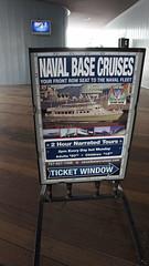 Naval Base Cruises