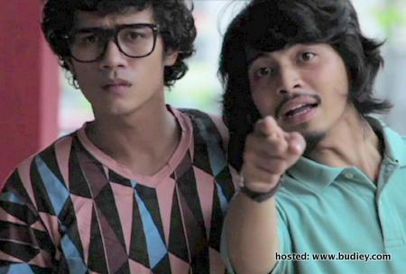 michael ang menampilkan pelakon baru yang berbakat amar dan izzue islam