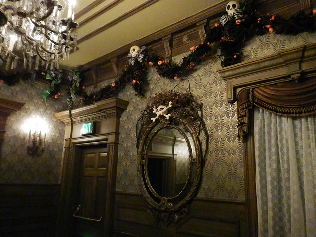 Haunted Mansion Foyer : Haunted mansion foyer flickr photo sharing
