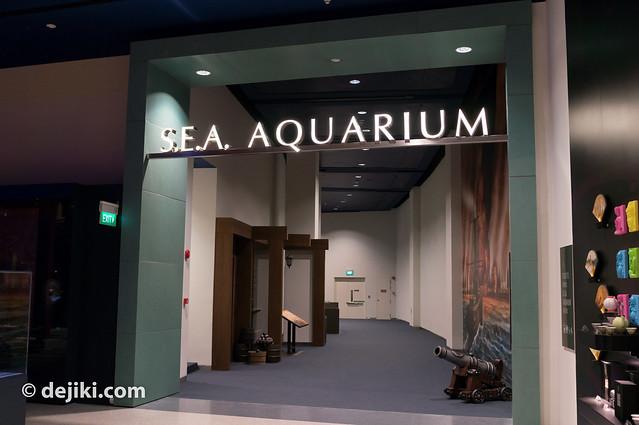 S.E.A. Aquarium Gateway