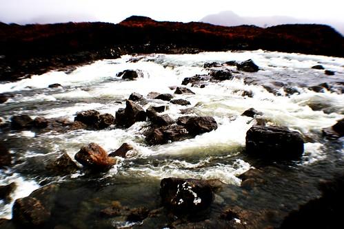 Sligachan River, Skye