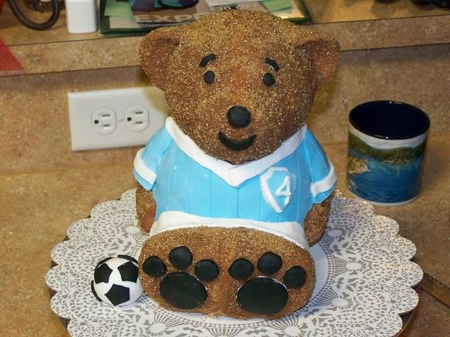 build a bear cakes