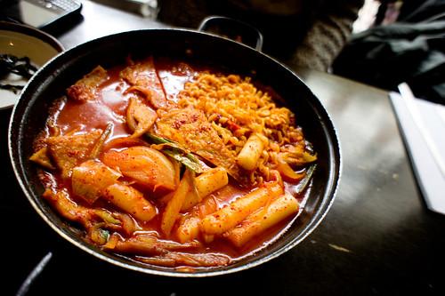 Korean's Tukbokki