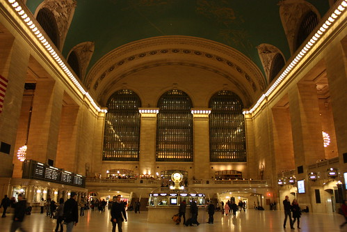 Grand Central Train Station