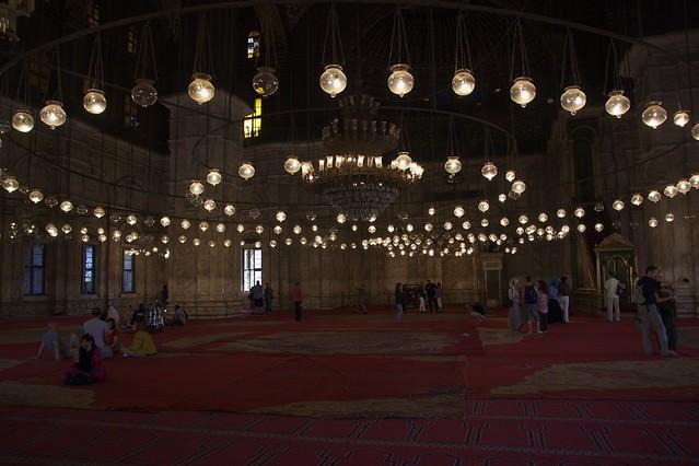 451 - Mezquita de Albastro