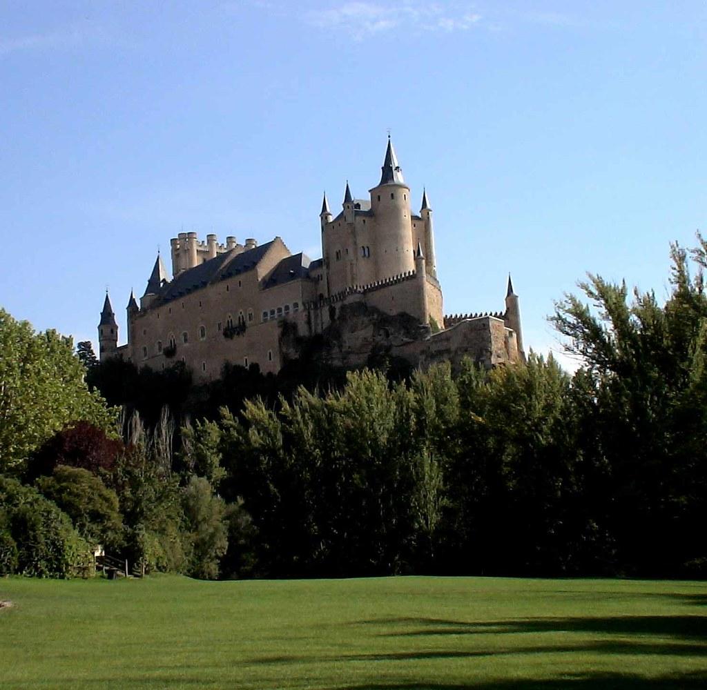 Palacio Edad Media Castillos Palacios y Edad