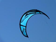 kite sports, sports, windsports, line, blue, sky, sport kite,
