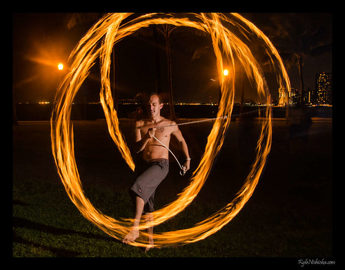 Sans Souci State Park - Hoopers and Fire Dancers