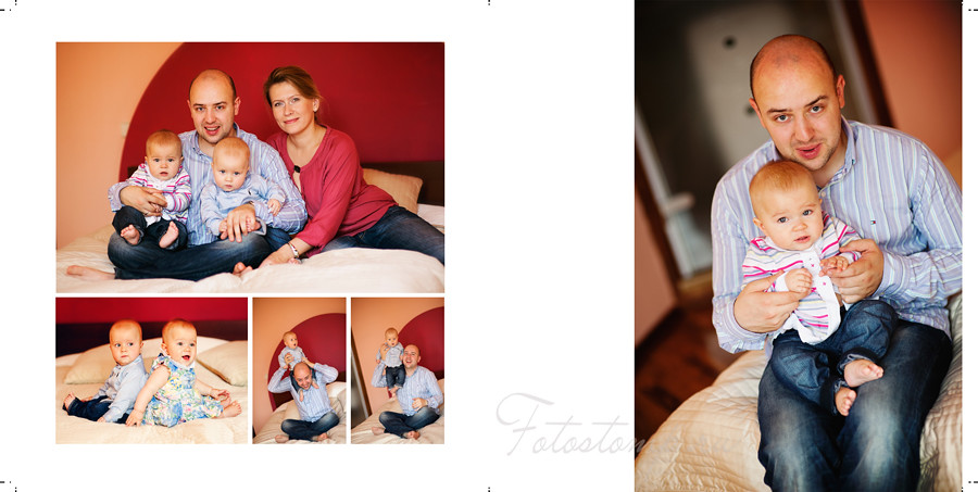 Фотокнига для Киры и Пети. Фотограф Ирина Марьенко.