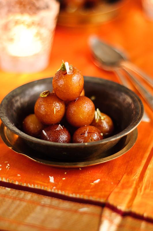 gulab jamun | seven spice