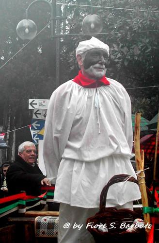 Amorosi (BN), 2003, Carnevale amorosino: la rappresentazione de