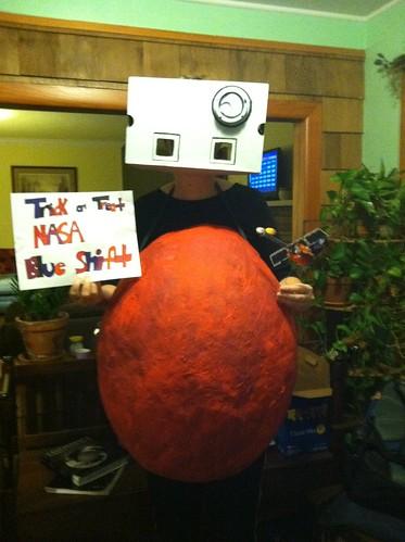 planet mars costume - photo #8