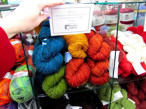 starry yarn