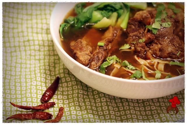 凱西小館牛肉麵 Taiwanese Noodle Soup 10