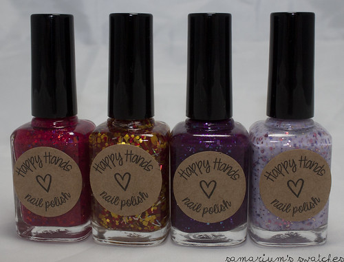 Happy Hands Nail Polish Cult Favorites Collection (3)