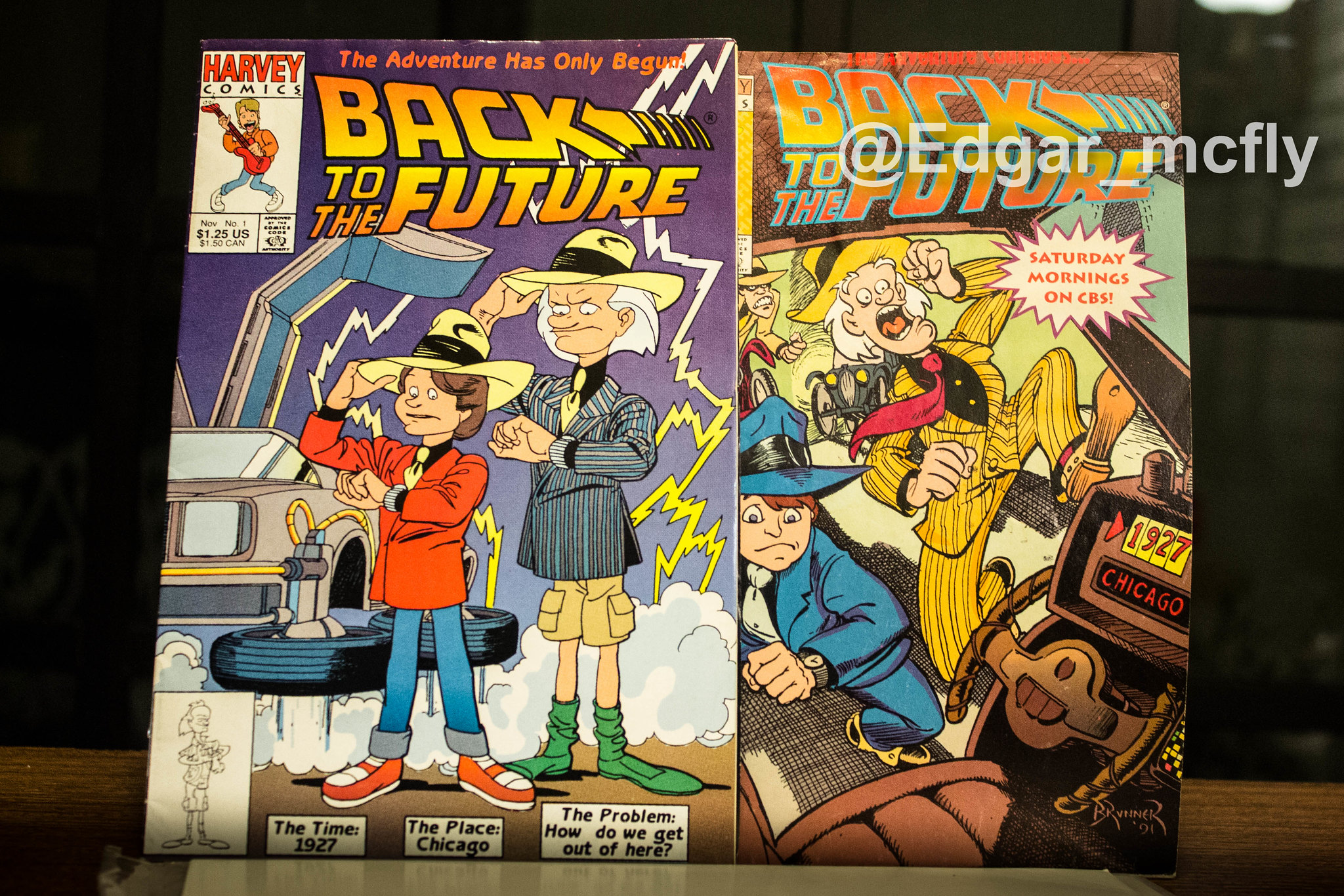 Mi Super Colección de Volver Al Futuro