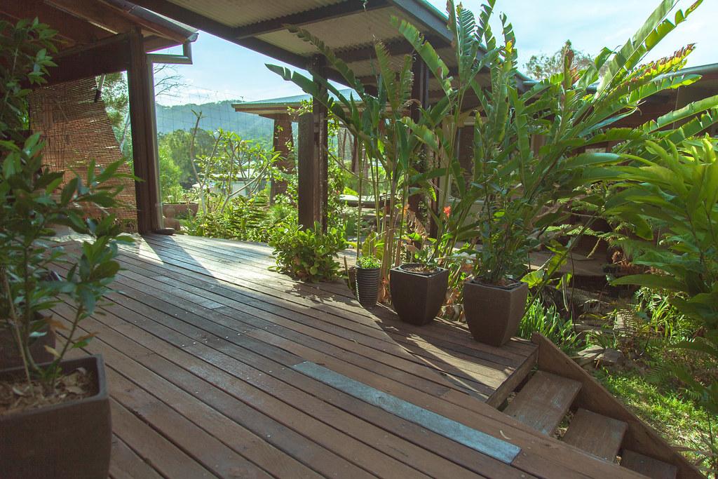 sustainable Home - Decks