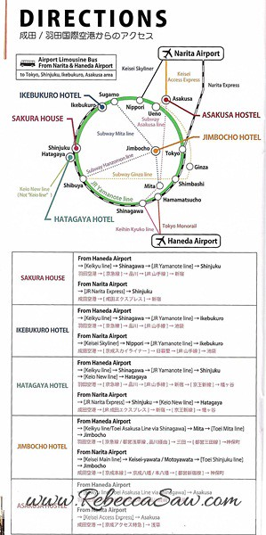 Daily Stay in Tokyo Sakura H-Hostel 10