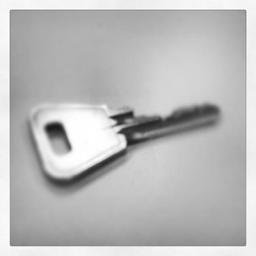 De sleutel!