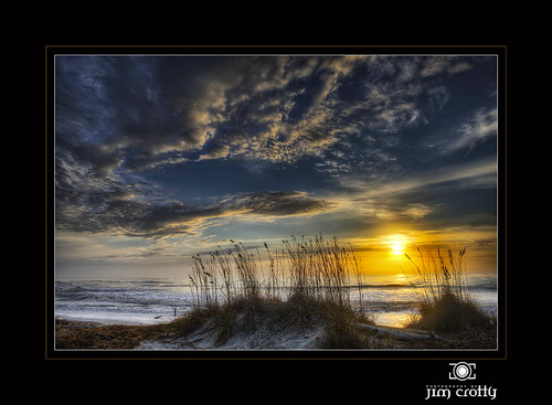 ocean beach beauty sunrise landscape photographer southcarolina peaceful calm serene huntingisland jimcrotty