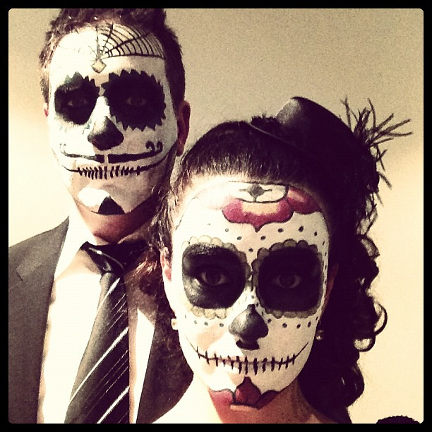 Mexican Death Masks Flickr Photo Sharing