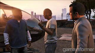 Grand Theft Auto 5 for Xbox 360 news, Xbox 360 Grand Theft Auto 5 news, Grand Theft Auto 5 article Grand Theft Auto V Official Trailer #2 . new grand theft auto v  trailer 2